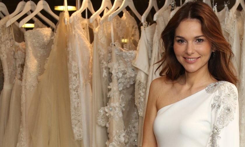Paulina Sykut suknia przymiarki sylwester