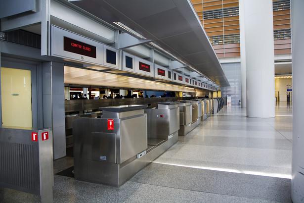 Zamknięte lotnisko