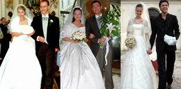 Gwiazdy na starych zdjęciach ze ślubu. Poznajesz?