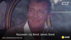 Roger Moore nie żyje. Niezapomniany James Bond zmarł w wieku 89 lat