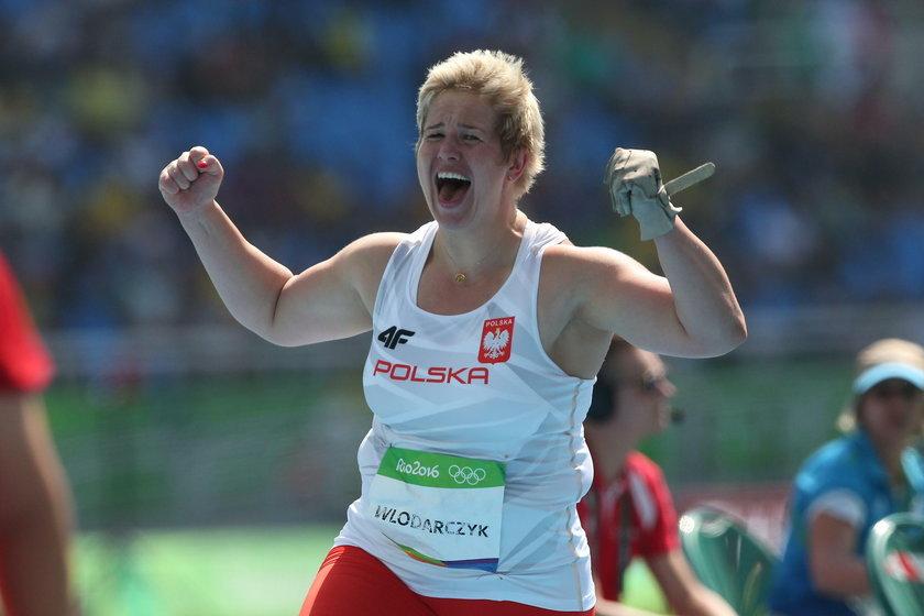 Anita Włodarczyk w Rio
