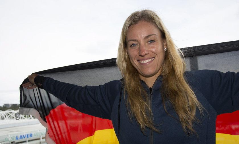 Angelique Kerber gra dla Niemiec i nie zmieni swojej decyzji