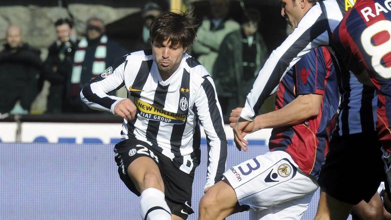 Diego otwiera wynik meczu w Bolonii