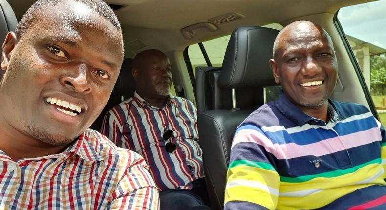 Cracks emerge in Tanga Tanga over  Transport CS James Macharia's impeachment motion