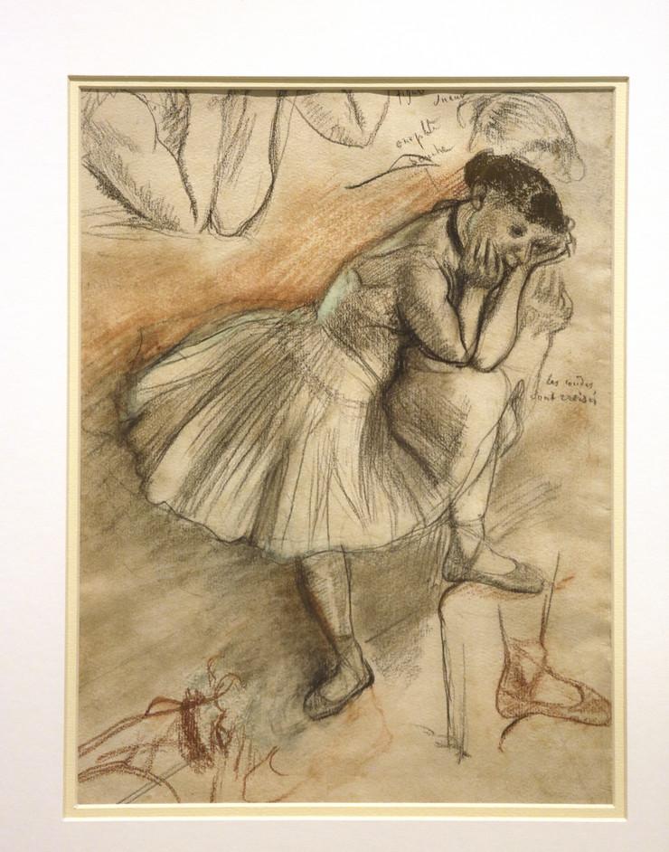 Izložba Edgar Dega