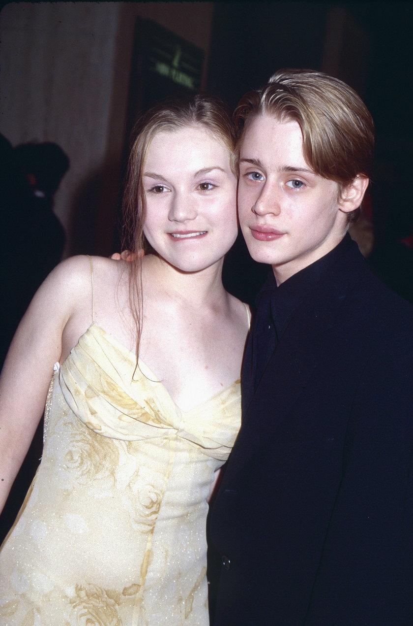 Macaulay Culkin i Rachel Miner