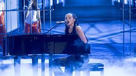 """""""Twoja Twarz Brzmi Znajomo"""": Kasia Moś jako Alicia Keys"""