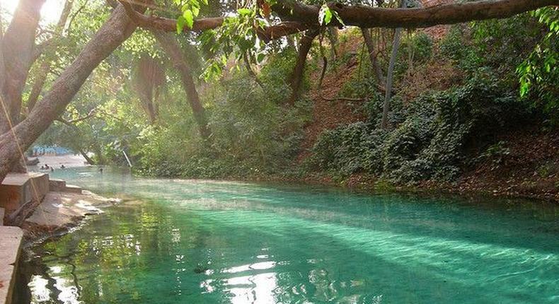 Wikki spring, Bauchi state