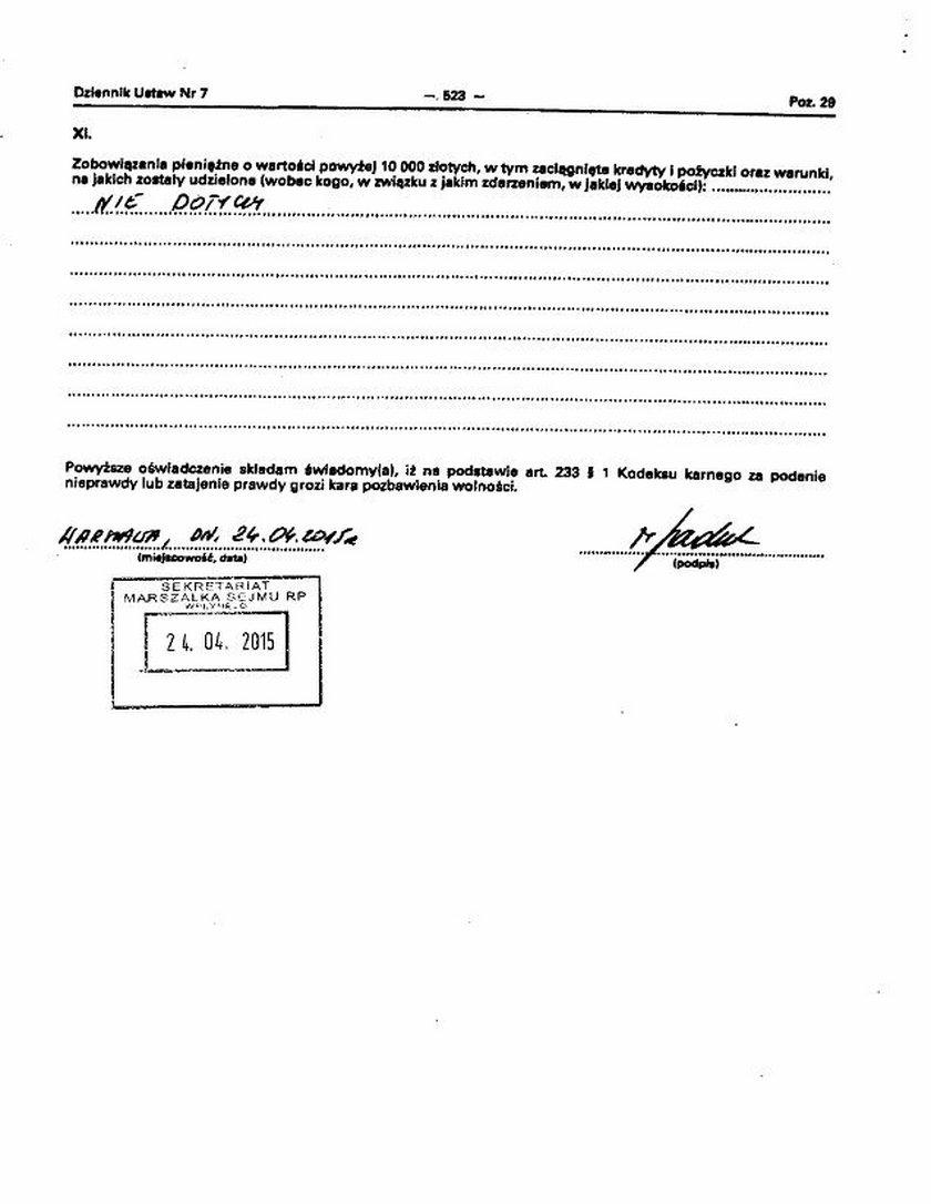 Oto majątek Małgorzaty Sadurskiej