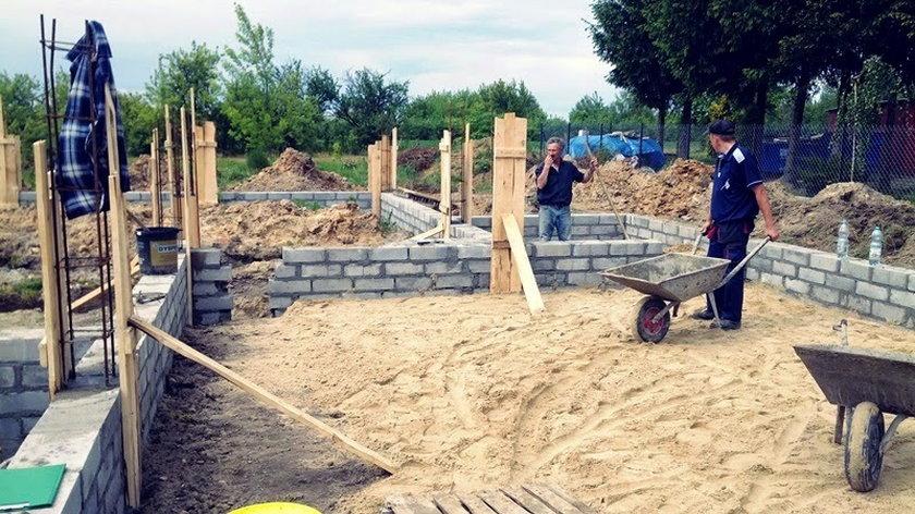 budowa domu Honoraty Skarbek