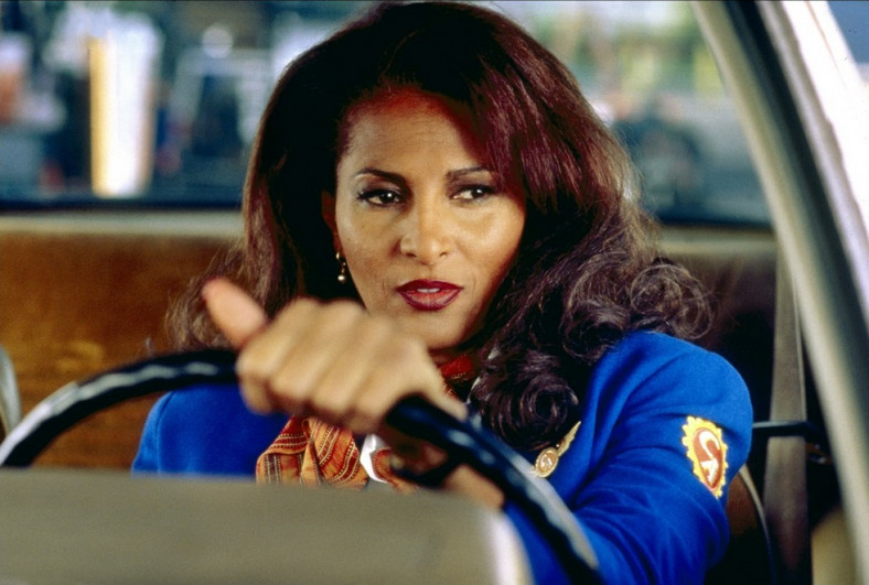"""Jackie Brown"" - kadr z filmu"