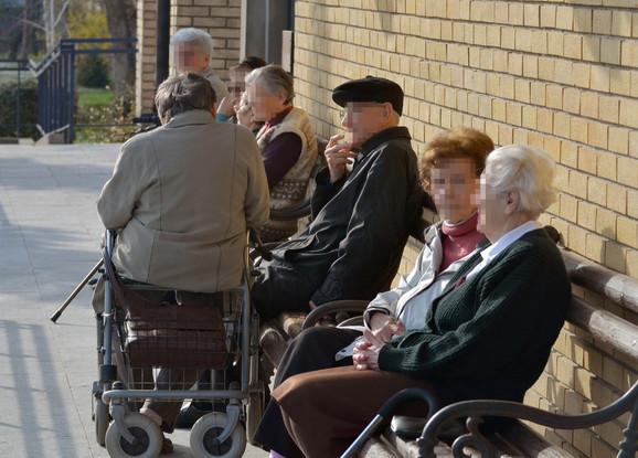 Čak 33 odsto više starijih od 65 godina
