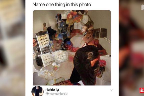 MOŽETE LI VI? Niko ne može da prepozna šta se nalazi na ovoj fotografiji, a evo ZAŠTO JE TO DOBRO