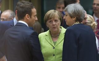 Niemcy: Merkel popiera Macrona w krytyce wobec Europy Wschodniej