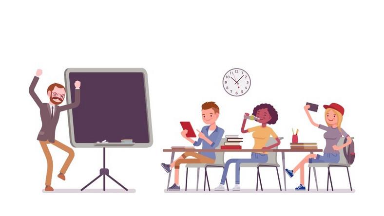 Dlaczego nauczyciele tracą autorytet?