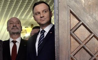 Duda: Polityka kadrowa ma budować morale polskiej armii, a nie je osłabiać