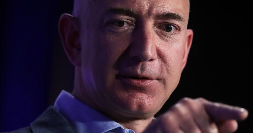 """Jeff Bezos, prezes Amazona, stosuje zbiór zasad, które nazywa """"Day 1"""""""