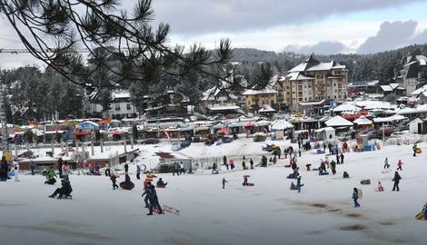 Na Zlatiboru trenutno 10.000 turista