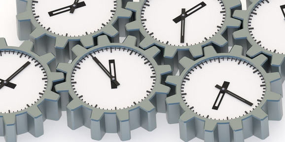 Različite vremenske zone su poslovna odluka