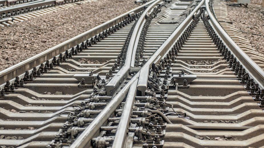 Podlasie: Kradł stalowe elementy linii kolejowej. Został zatrzymany