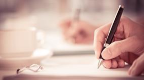 We Włoszech zorganizowano kurs trzymania długopisu