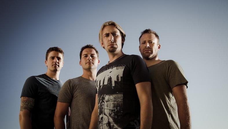 Nickelback wystąpi Polsce