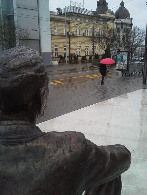 Spomenik Borislavu Pekiću