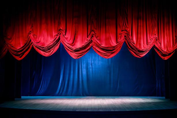 """Premiera """"Sinobrodego - nadziei kobiet"""" - 13 kwietnia o godz. 19. Kolejne przedstawienia - 14 i 15 kwietnia br."""