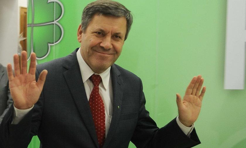 Minister gospodarki Janusz Piechociński