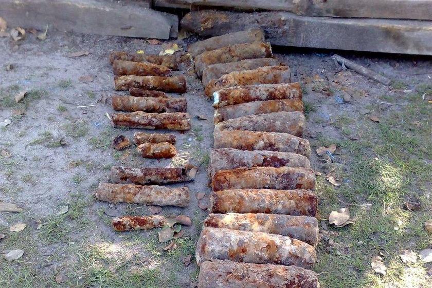 Żyli na 40 bombach! FOTO