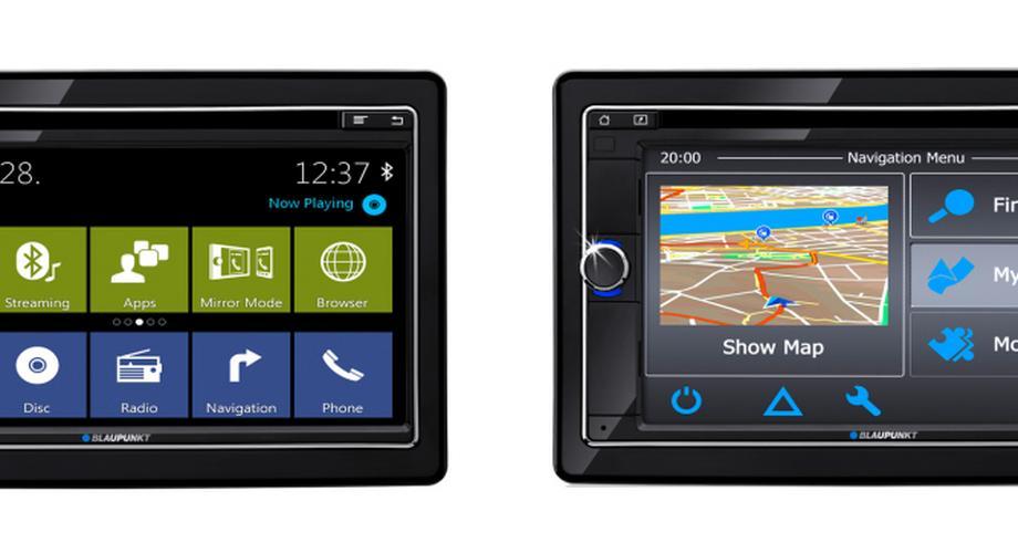 Cape Town 945: Blaupunkt zeigt Autoradio mit Android OS