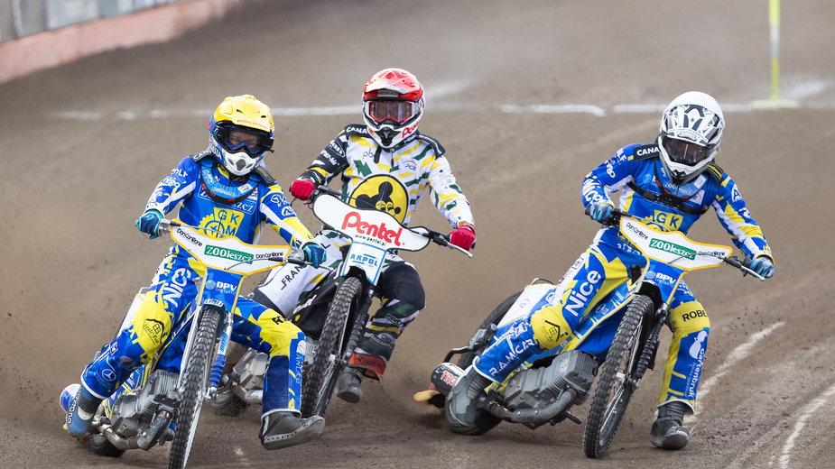 Pedersen, Protasiewicz, Bartkowiak