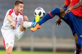 Fudbalska reprezentacija Srbije, Fudbalska reprezentacija Čilea