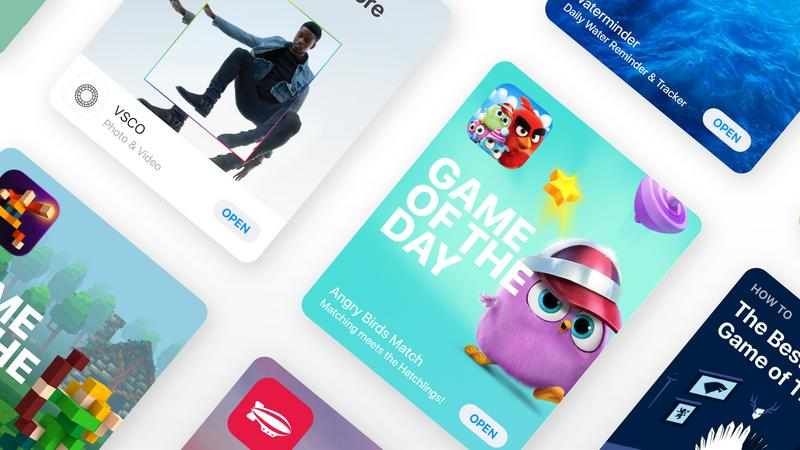 Przez święta klienci App Store wydali w nim ponad miliard dolarów