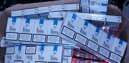 Policjanci przechwycili nielegalny tytoń
