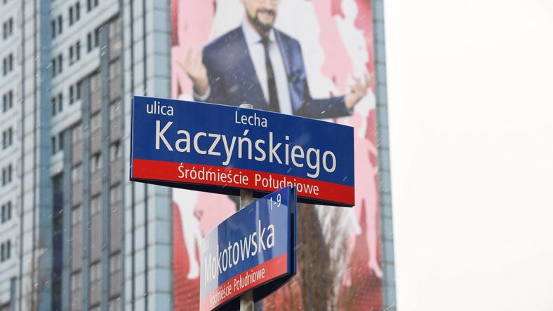 Aleja Lecha Kaczyńskiego