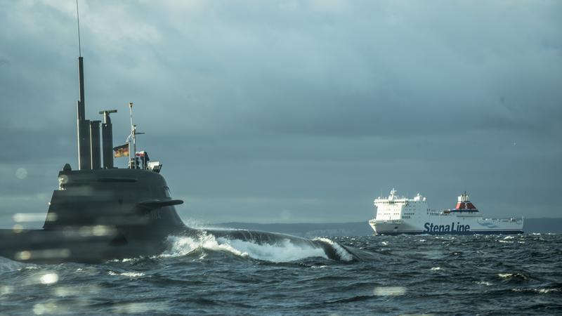 Niemiecki okręt podwodny typu U212A