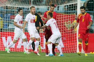 Eliminacje do piłkarskich MŚ 2014: Mecz Polska-Czarnogóra 2:2