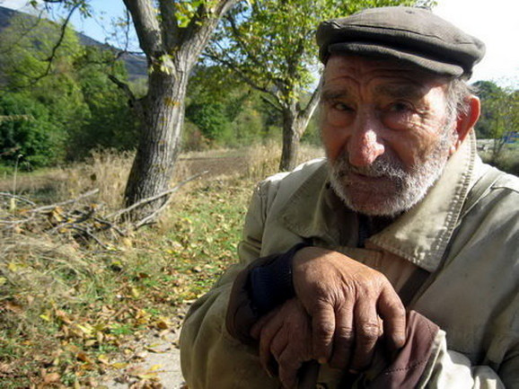 Graničar na brdu Kardibogaz: Ilija Petrović