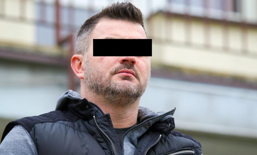 Michał Ż. skazany! Były reprezentant zrobił to po alkoholu.