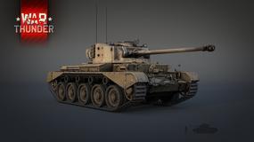 War Thunder - czas na brytyjskie czołgi