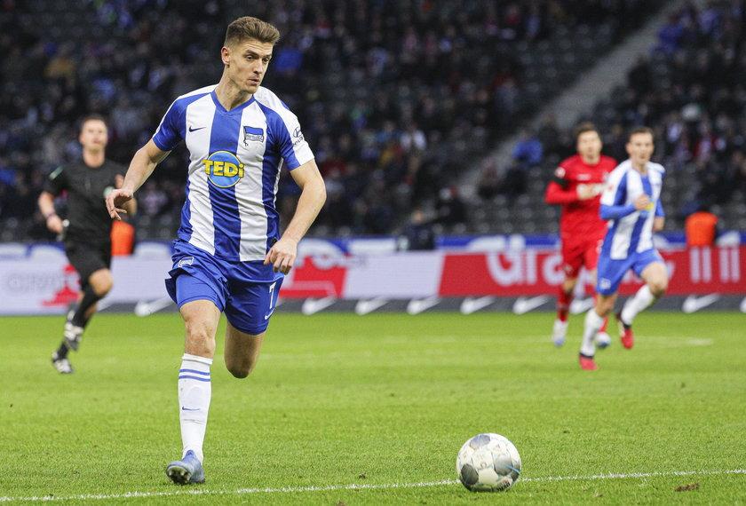 Jego klub w sobotę (22 lutego) po raz kolejny skompromitował się przed swoją publicznością na Stadionie Olimpijskim w Berlinie.