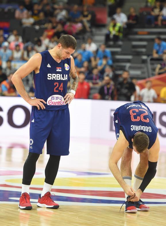 Kratak predah nameču između Srbije i Argentine
