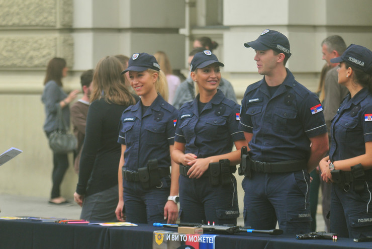 Novi Sad 562 dan ministarstva unutrasnjih poslova policija prezentacija foto Robert Getel
