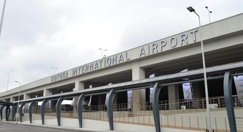 Terminal 3 of Kotoka International Airport