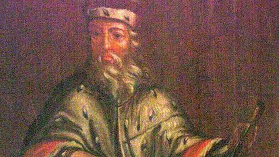 Mieszko I Plątonogi przejął tron krakowski w 1210 roku - domena publiczna