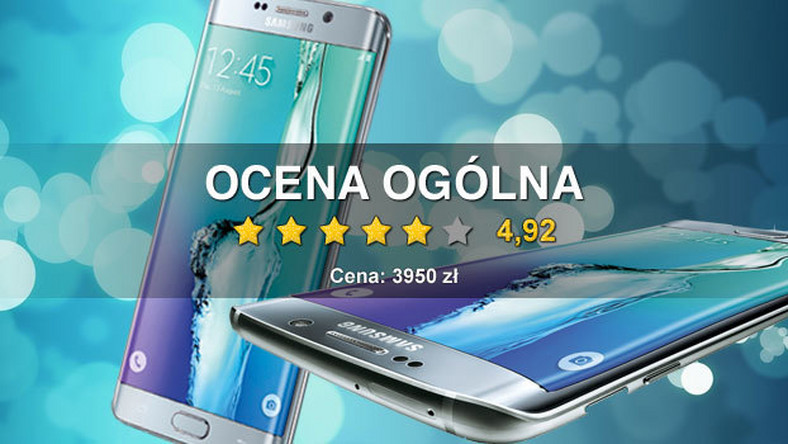 Mocny konkurent - test Galaxy S6 edge+