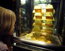 Ostatnie osłabienie dolara amerykańskiego jest korzystne dla złota, którego wartość zmienia się zwykle w przeciwnym kierunku do zmian wartości USD.