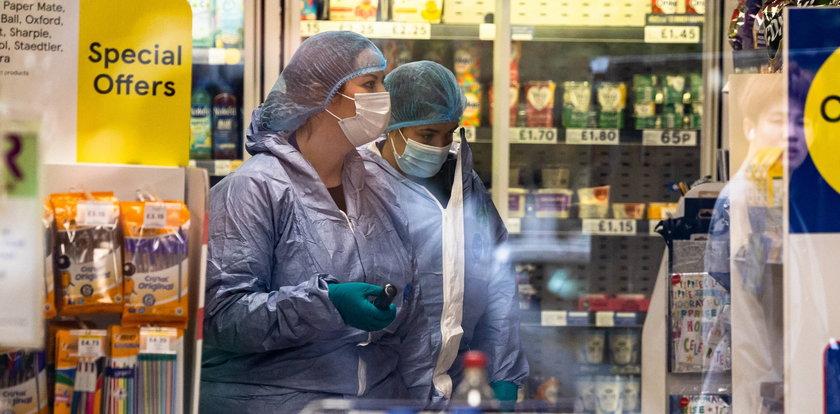 Wstrzykiwał substancję do mięs w znanych supermarketach. Czy była to krew?