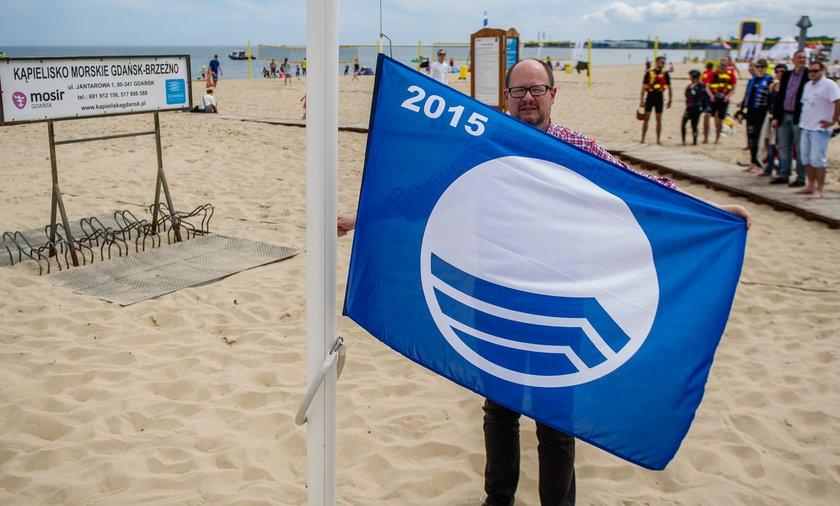 Gdańskie plaże już otwarte.